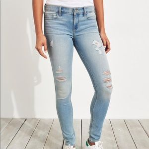 Hollister Distressed Jeans